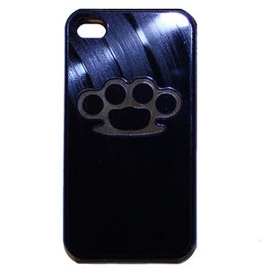 Image of iPhone 4/4S/5 Case - Brass Knuckles
