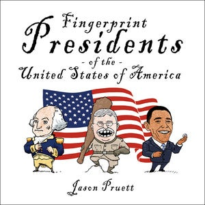 Image of Fingerprint Presidents of the United States of America