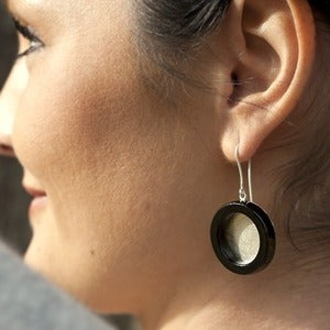 Image of Round Jewelry - Earrings