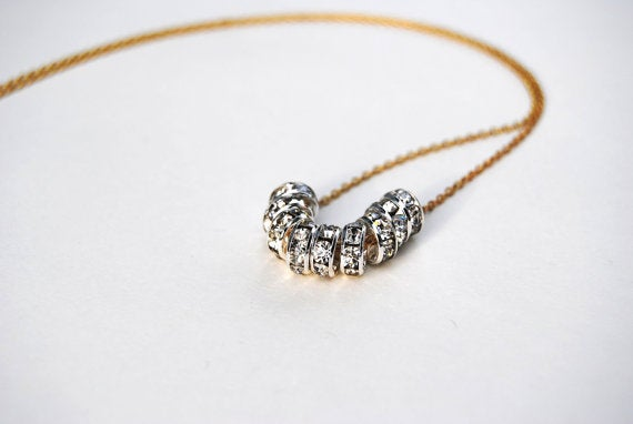 Image of Swarovski Crystal Necklace