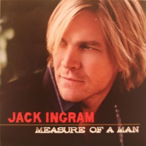 Image of Measure Of A Man CD Single
