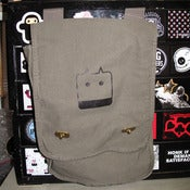 Image of Boxy Field Bag