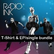 Image of Radio INK T-shirt + EP &amp; Single bundle 
