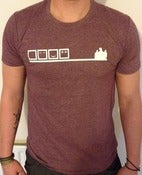 Image of First Expressions Maroon T-Shirt