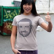 Image of my friend billy (mays ascii art tribute tee)
