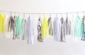 Image of NEW Tassel Garland-Limon