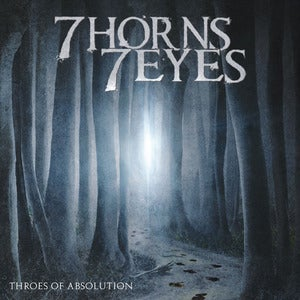 Image of 7 HORNS 7 EYES - 'Throes Of Absolution' CD