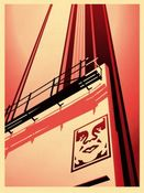 Image of Sunset and Vine - Shepard Fairey (Obey)