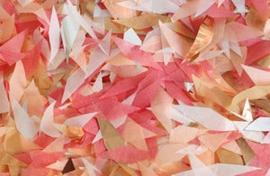 Image of NEW Confetti-Pink/Peach & Powder