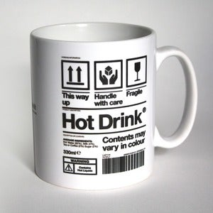 Image of HOT DRINK MUG