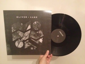 "Image of Oliver Tank - Dreams 12"" Vinyl"