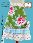 Image of Hostess with the Mostess Sewing Pattern - PDF pattern - Instant Download
