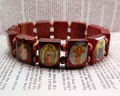 Image of Trendy All Saints Catholic Bracelet