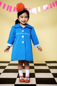 Image of Blue Belle Coat