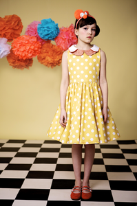 Image of Butterscotch Dress