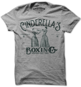 Image of CINDERELLA'S BOXING