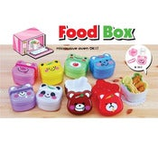 Image of Food Box Kawaii Animal