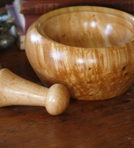 Image of Mortar & Pestle #6