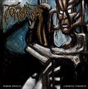 Image of TORMENT (Fra) Where dwells a mortal torment Demo. Pro CDr