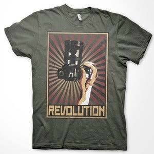 Image of DSLR Revolution T-Shirt