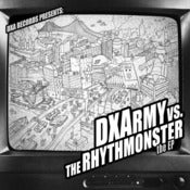 Image of DXA - DXA vs The Rhythmonster EP // 12&quot; 