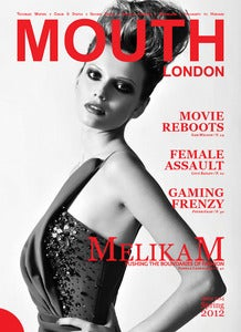 Image of MouthLondon Spring 2012 Issue 004