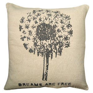 Image of Dreams Are Free Pillow