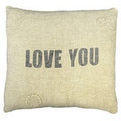 Image of Love You Pillow