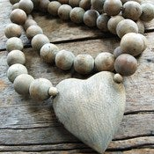 Image of Wooden Prayer Beads
