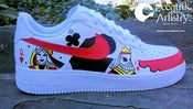 "Image of ""Pokerface"" Custom Air Force One Low"