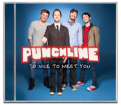 Image of PUNCHLINE&lt;br&gt;&lt;i&gt;So Nice To Meet You&lt;/i&gt;&lt;br&gt;CD [ltd. 1000]