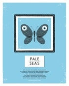 Image of Pale Seas Tour poster