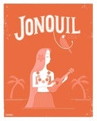 Image of Jonquil SXSW poster