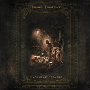 Image of Imperial Vengeance | &quot;Black Heart Of Empire&quot; - Premium Package