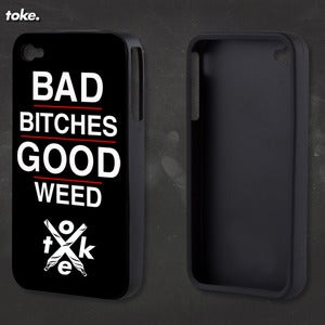 Image of Toke - BAD BITCHES - iPone case