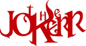 Image of The Jokerr Text Logo Vinyl (Red)