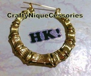 Image of Sold out ♥ gold small hoops ♥