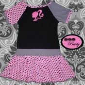 Image of **SOLD OUT** Barbie Bling Dress - Size 5T/6