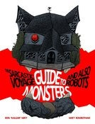 Image of The Sarcastic Voyage Guide to Monsters and Also Robots (print and ebook)