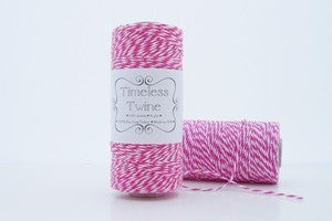 Image of Raspberry Pink Bakers Twine by Timeless Twine™