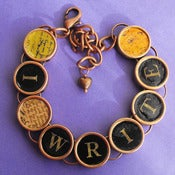 Image of I Write Bracelet for Writers
