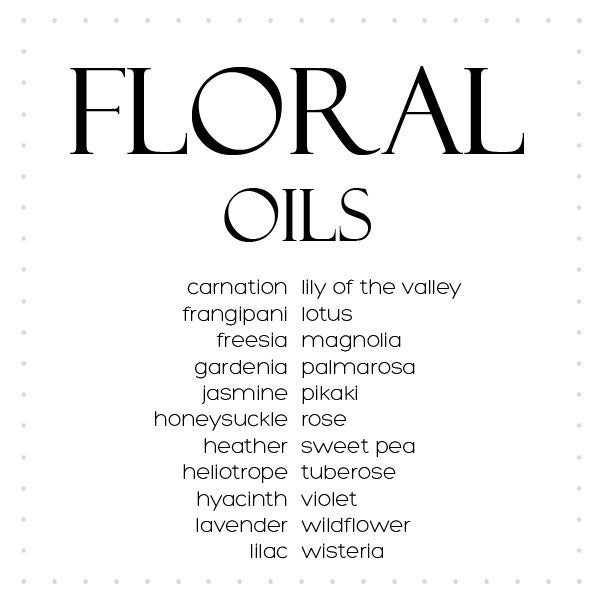 Image of Oils Floral