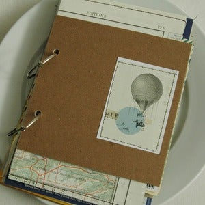 Image of let's go art journal