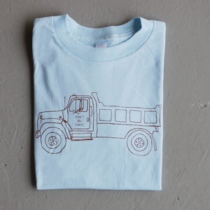 Image of Dump Truck Children's Tee