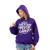 Image of SweatShirt Violet and White (Old price 40)