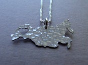 Image of Russia Necklace