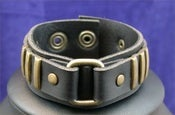 Image of Brass Buckle Cuff