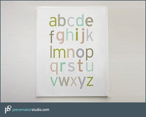 Image of Simple Alphabet