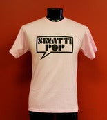 Image of SP Word Bubble - Pink Shirt