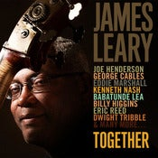 Image of James Leary - Together - Plus Bonus Tracks - LFJ 5001